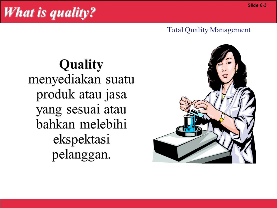2008 Yudhi herliansyah What is quality.