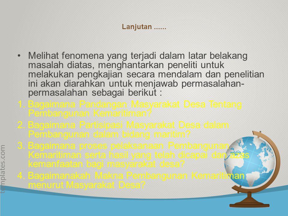 © free-ppt- templates.com Rumusan Masalah Menurut Sugiyono (2010 : 209) rumusan masalah deskriftif adalah rumusan masalah yang memandu peneliti untuk