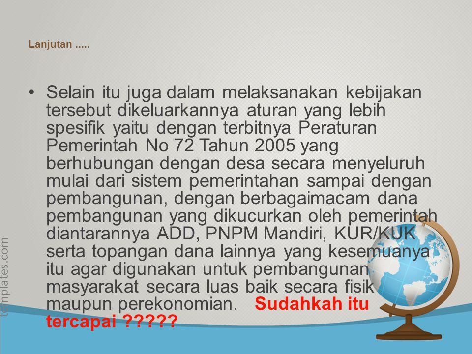 © free-ppt- templates.com Lanjutan.....