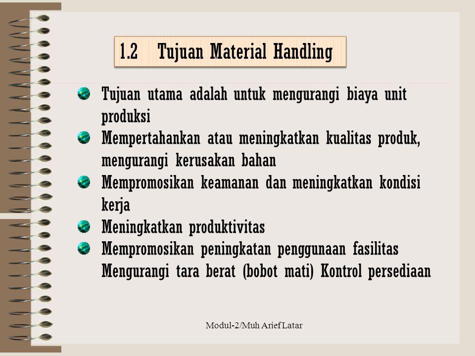 Modul-2/Muh Arief Latar Tujuan utama adalah untuk mengurangi biaya unit produksi Mempertahankan atau meningkatkan kualitas produk, mengurangi kerusaka