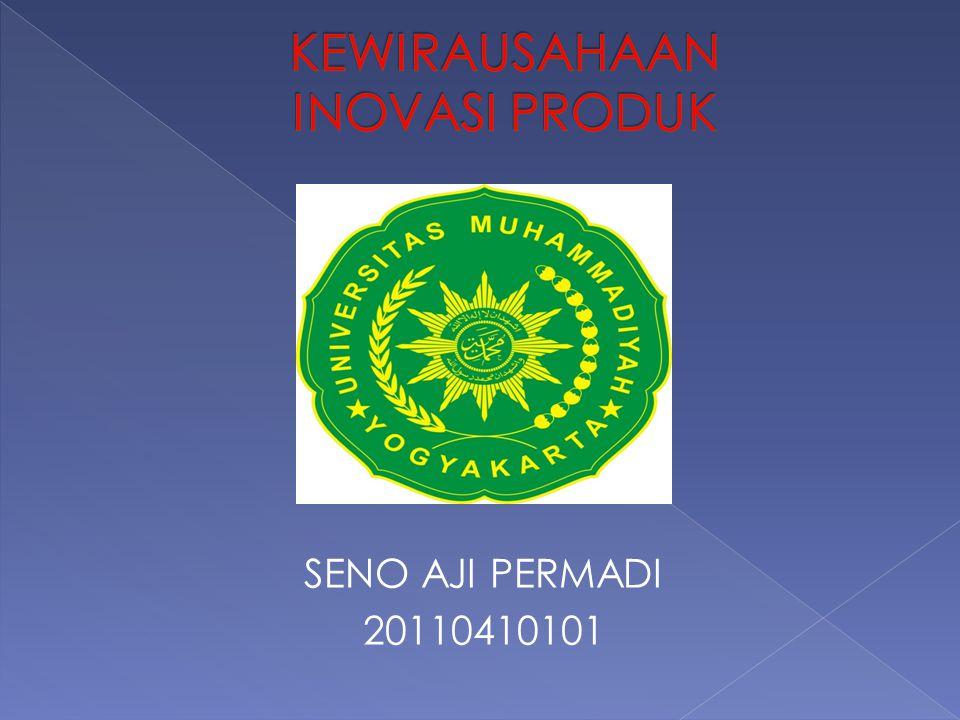 SENO AJI PERMADI 20110410101