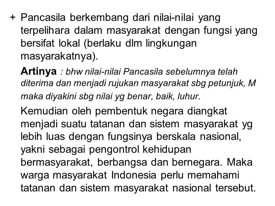 Perjuangan abad 20, ditandai terbukanya kesadaran bangsa Indonesia, bhw utk mengusir penjjh (mewujudkan negara merdeka) tdk cukup mengandalkan kekuatan pisik dan gerakan yg bersifat lokal, ttp dg cara yg terkoordinasi, terpadu dan teratur.
