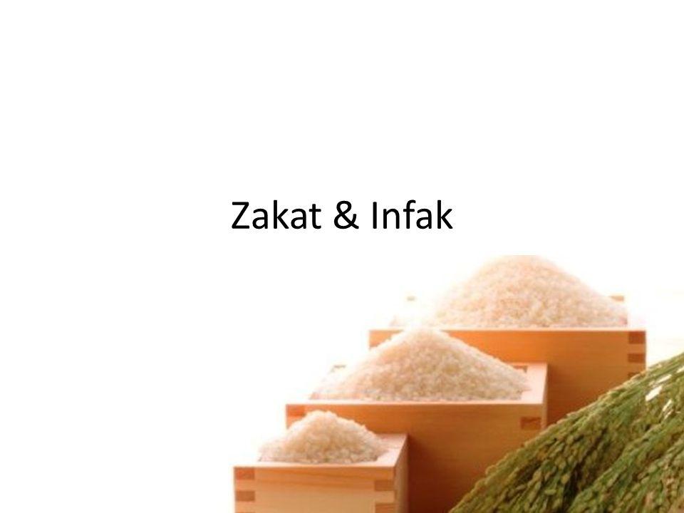 Zakat & Infak