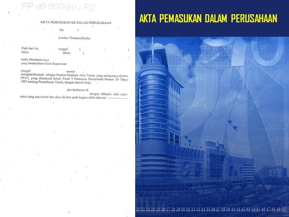 2 Karena peristiwa hukum pewarisan, dan dalam sertipikat tertulis nama orang-orang berdasarkan pewarisan.