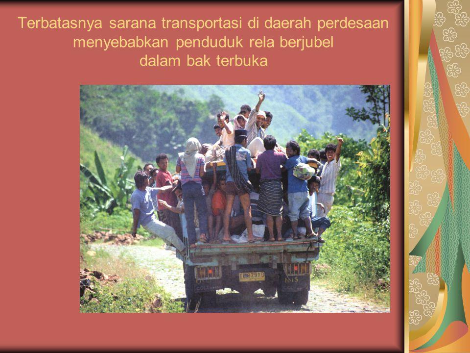BIAYA YANG DISEPAKATI Faktor yang menujukkan kesepakatan antara produsen penyedia pelayanan angkutan dengan konsumen pemakai sebagai penumpangnya