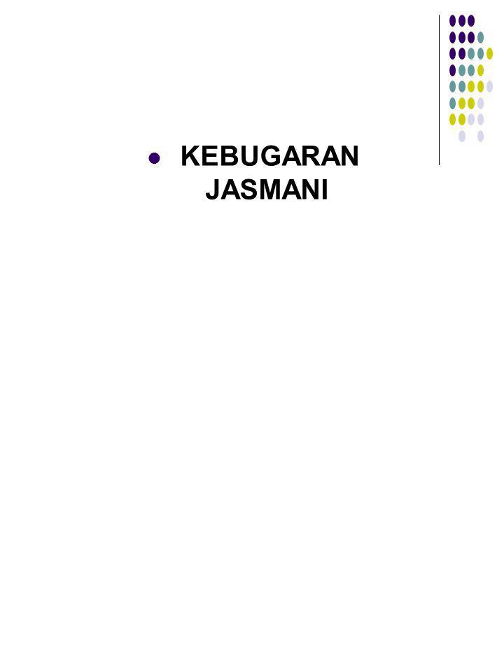 KEBUGARAN JASMANI