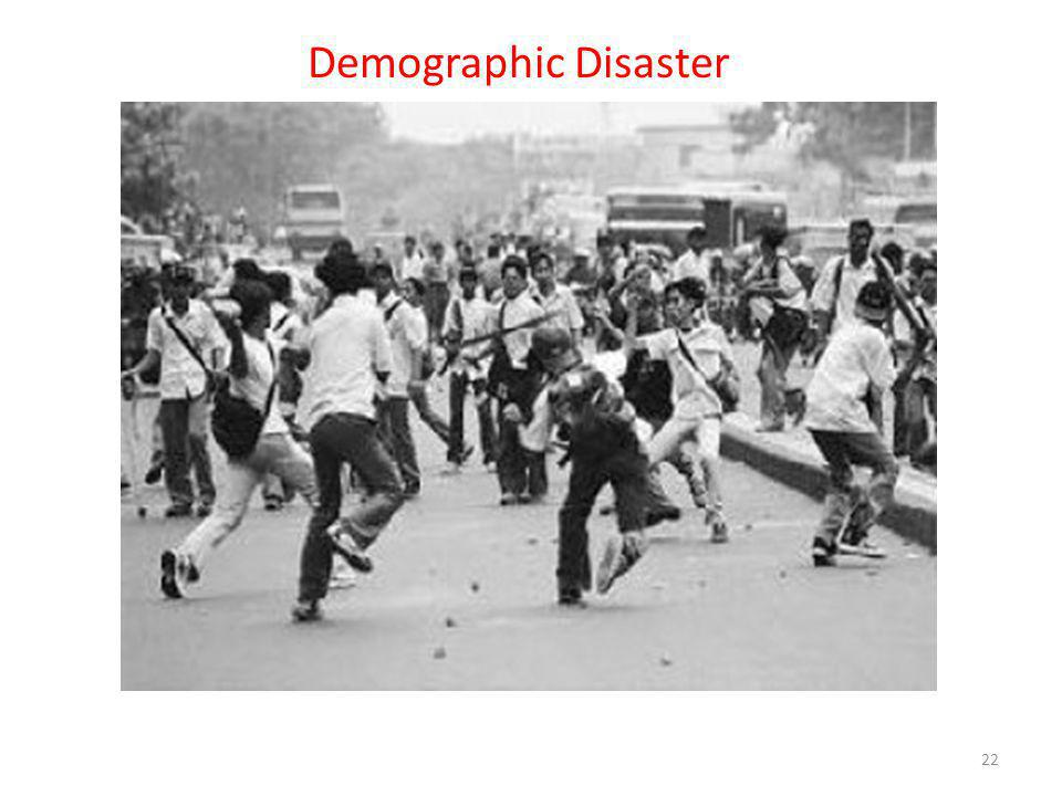 Demographic Disaster 22