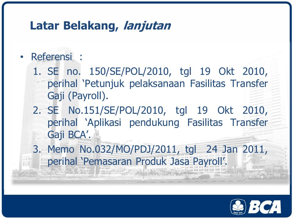 User id Operator Fungsi user id Operator antara lain : 1.Import From file (TXT)Import From 2.Load From databaseLoad From 3.Delete All – Hapus data karyawan allDelete All 4.Export to File (For Seal) – Transfer dataExport to File