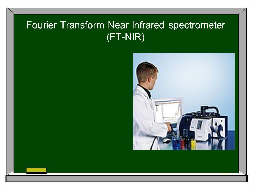 Fourier Transform Near Infrared spectrometer (FT-NIR)