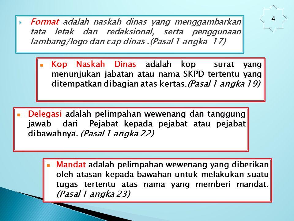  Penggunaan jenis huruf pica;  Arial 12 atau disesuaikan dengan kebutuhan; dan  Spasi 1 atau 1,5 sesuai kebutuhan.