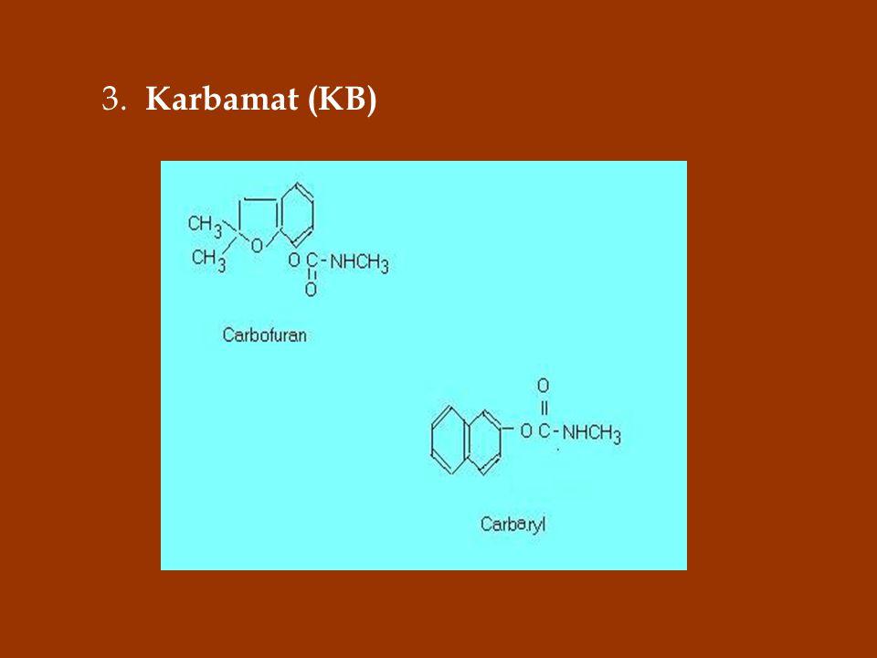 3. Karbamat (KB)