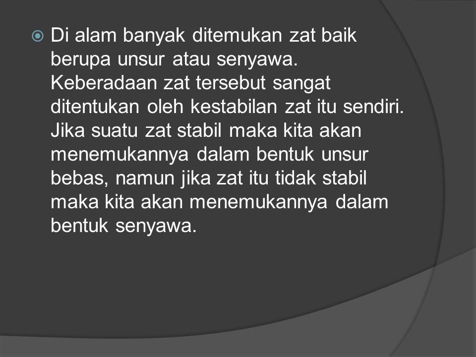 http://www.kalbe.co.id/files/cdk/files/10RadikalBebas102.pdf/10RadikalBebas102.html TINJAUAN KEPUSTAKAAN Radikal Bebas - Sifat dan Peran dalam Menimbulkan Kerusakan/Kematian Sel Retno Gitawati Pusat Penelitian dan Pengembangan Farmasi, Badan Penelitian dan Pengembangan Kesehatan Departemen Kesehatan RI, Jakarta