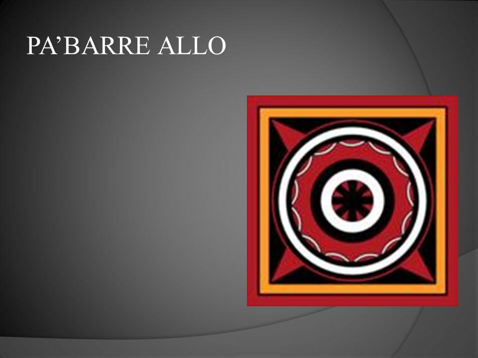  Bentuk dasarnya adalah lingkaran yang dibatasi bujur sangkar.  Motif ini menggambarkan keempat arah mata angin utama yang dipercaya sebagai sumber