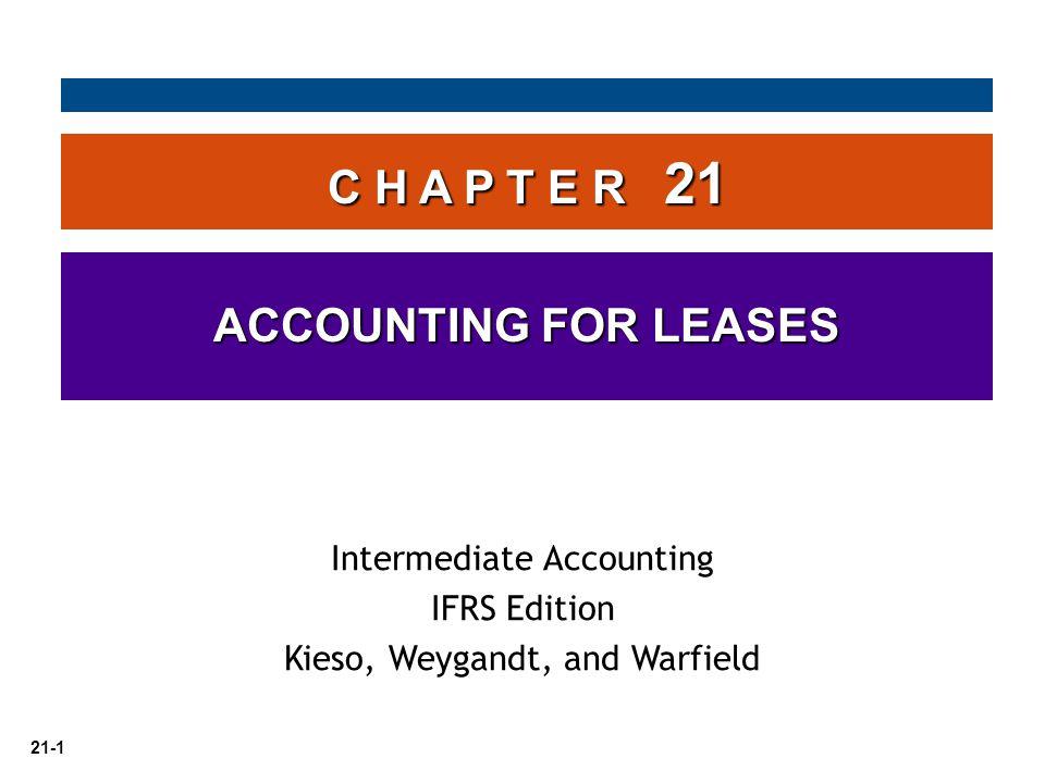 21-22 Arti nilai residu – Perkiraan nilai wajar pada akhir masa leasing.