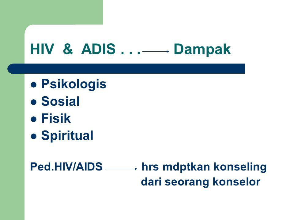 HIV & ADIS...