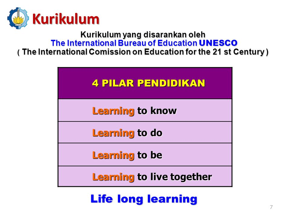1.Disusun oleh penyelenggara pendidikan sekolah dan pihak- pihak berkepentingan terhadap lulusannya (masyarakat profesi dan pengguna lulusan).
