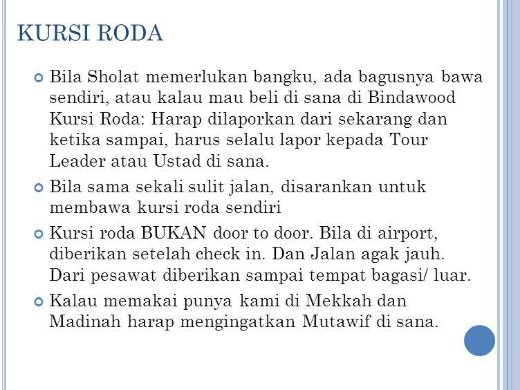 SYARAT MENGERJAKAN UMRAH 1.Islam 2. Baligh (dewasa) 3.