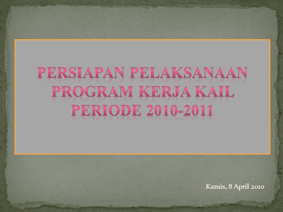 Kamis, 8 April 2010