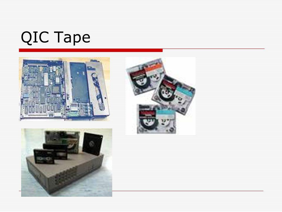 QIC Tape