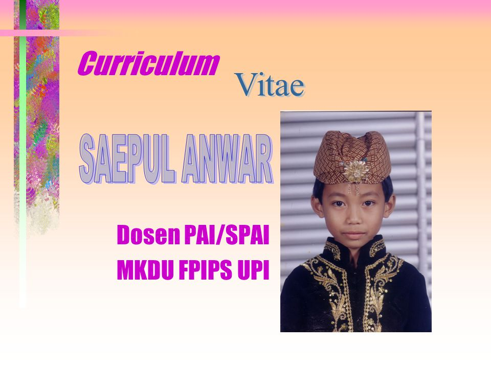 CARA MERAIH PRESTASI  Life is Not A Game  Islam Is Amazing Gift  Remember To Our Promise To Allah  Loving Allah From Now  Don't Be Sad, Allah Always With Us  Choose Muhammad for Our Idol  Make Al-Qur'an As Our Soulmate  Throw Out APHK Culture (Apatis, Permisif, Hedonis & Konsumtif)  Be A New You by Learning, Learning and Learning  Positive Thinking  Do The Best You Will Be The Best