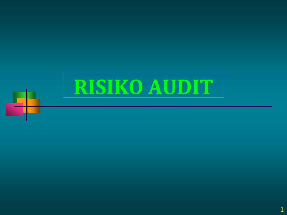 RISIKO AUDIT 1