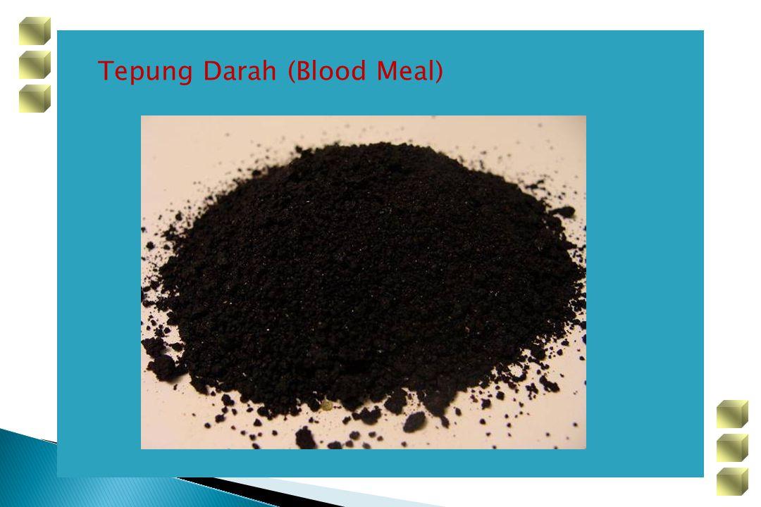Tepung Darah (Blood Meal)