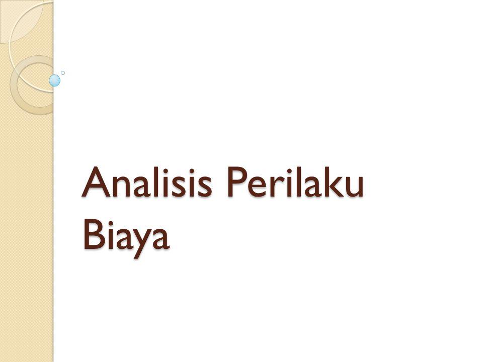 BIAYA PRODUKSI Cost Accounting - Daljono32 BB BTKL Biaya Utama BOP Biaya Konversi