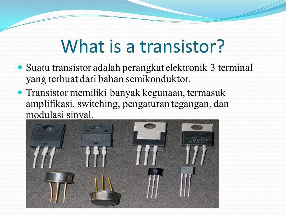 Tegangan antara basis dan emitter ini normalnya untuk transistor germanium adalah 0,3 volt sedangkan tegangan basis emitter untuk jenis silicon sekitar 0,6 volt