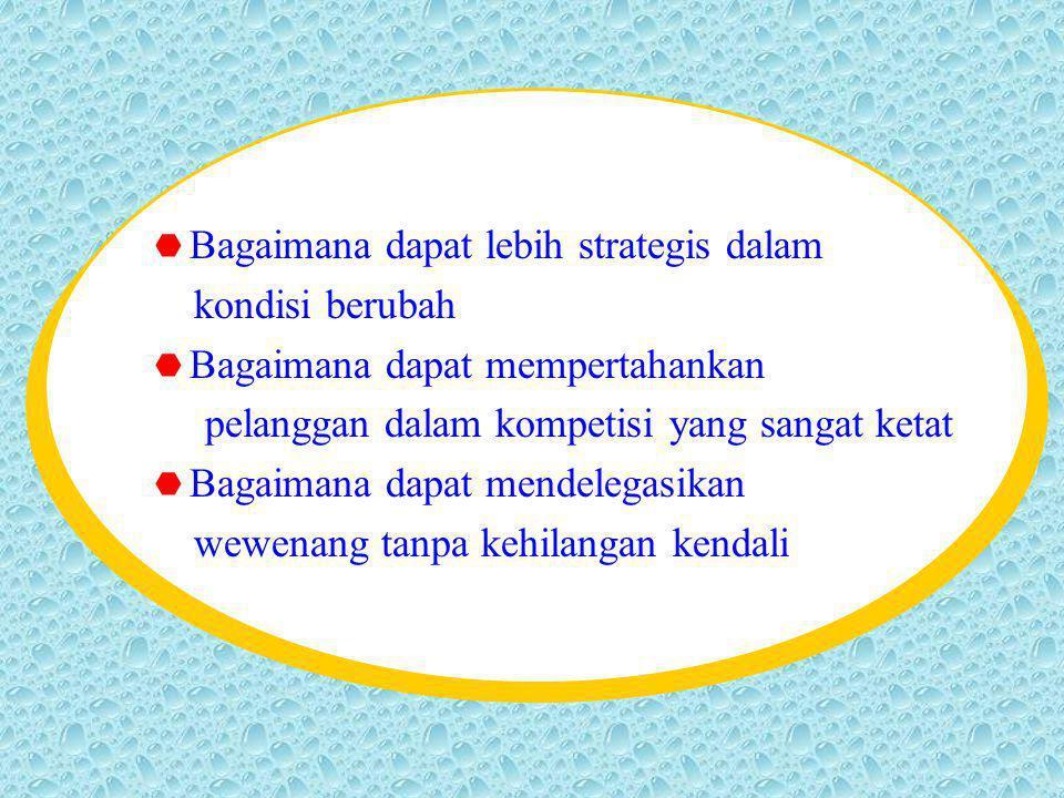  Didasarkan pada kerjasama yang saling menguntungkan  Bertujuan menciptakan kondisi organisasi dimana seluruh anggota berpikir dan bertindak sebagai business partners  Manajer memperlakukan karyawan sebagai partners KEPEMIMPINAN KOLABORATIP