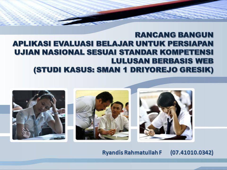 Ryandis Rahmatullah F(07.41010.0342)