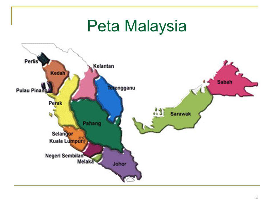 2 Peta Malaysia