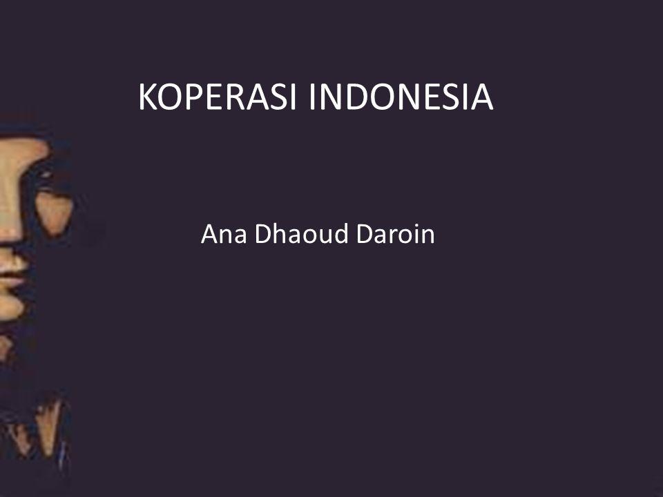 Jika kita lihat landasan dan ciri koperasi,, maka koperasi sangat ideal untuk menjadi soko guru perekonmian indonesia.