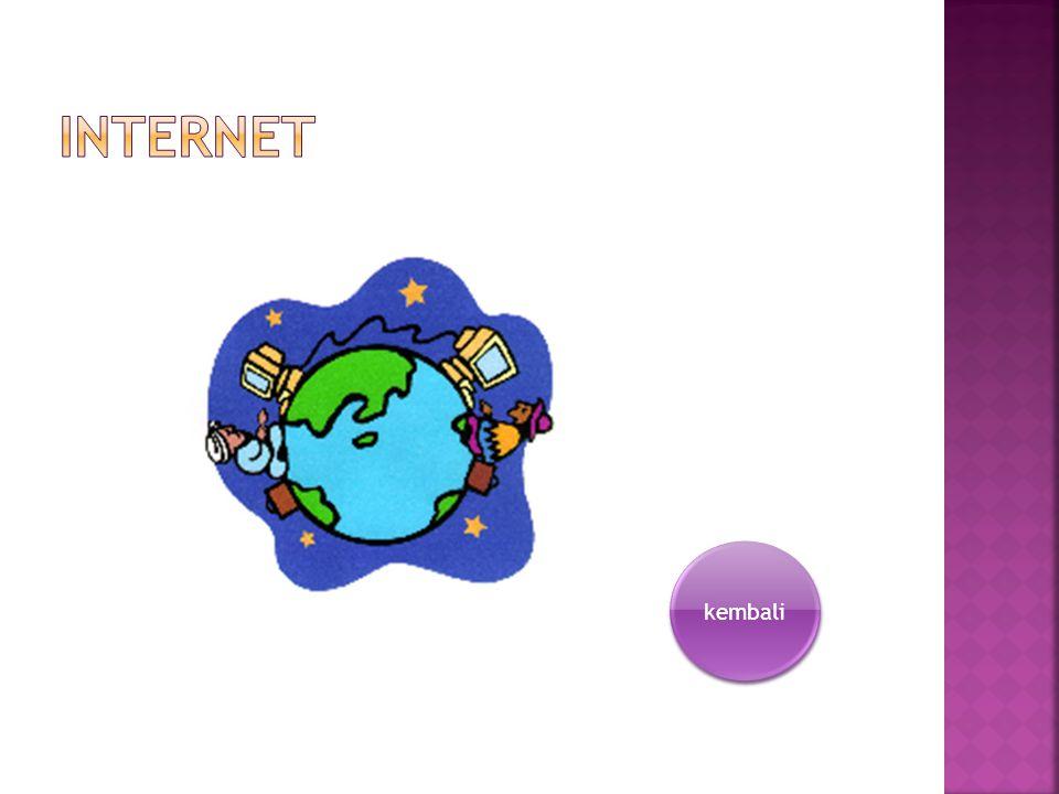  DNS  Domain Name System  Contoh : http://www.umm.ac.id -- http  protokol untuk akses internet -- www  nama mesin yang digunakan sebagai homepage -- umm  nama domain yang dituju -- ac  top domain untuk pendidikan -- id  top domain untuk negara indonesia kembali