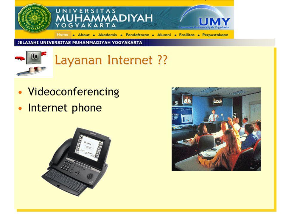 Videoconferencing Internet phone