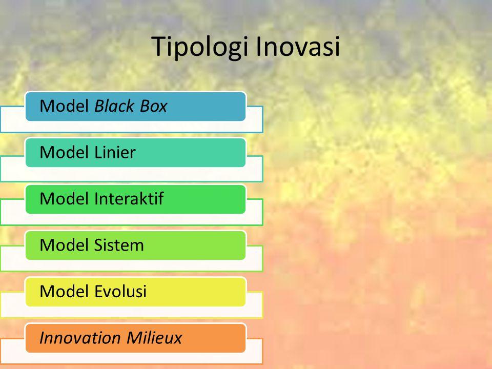 Inovasi Terbuka Open innovation merupakan sebuah fenomena yang telah memiliki peran semakin penting baik teori maupun praktek (Enkel, 2009).