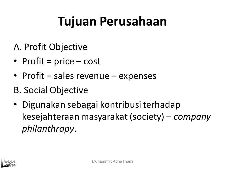 Sistem Produksi, Sistem Manufaktur, dan Sistem Perusahaan Muhammad Adha Ilhami