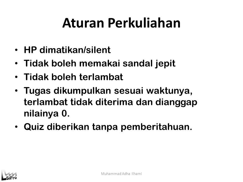Ilustrasi Proses Produksi Muhammad Adha Ilhami 3 3'5'3' t = 3 delayInventori WIP