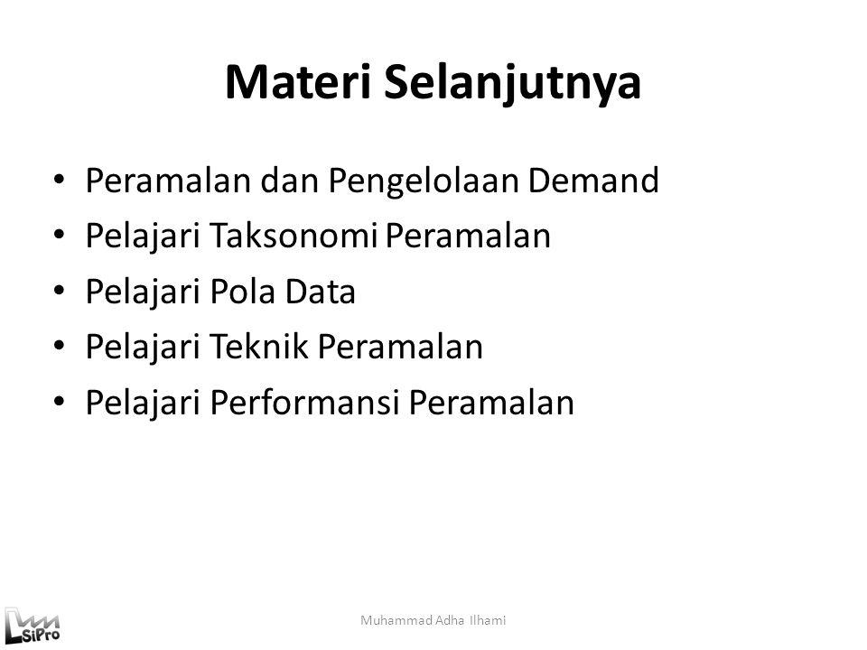 Tahapan Perencanaan dan Pengendalian Produksi Muhammad Adha Ilhami Tacticalplanning Executionplanning Strategicplanning
