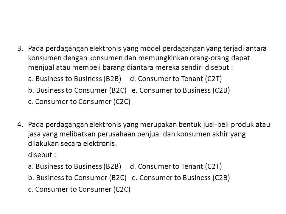 2. Suatu situs yang membantu para konsumen dengan memberikan kemudahan untuk mendapatkan informasi yang diperlukan konsumen dalam rangka membuat keput