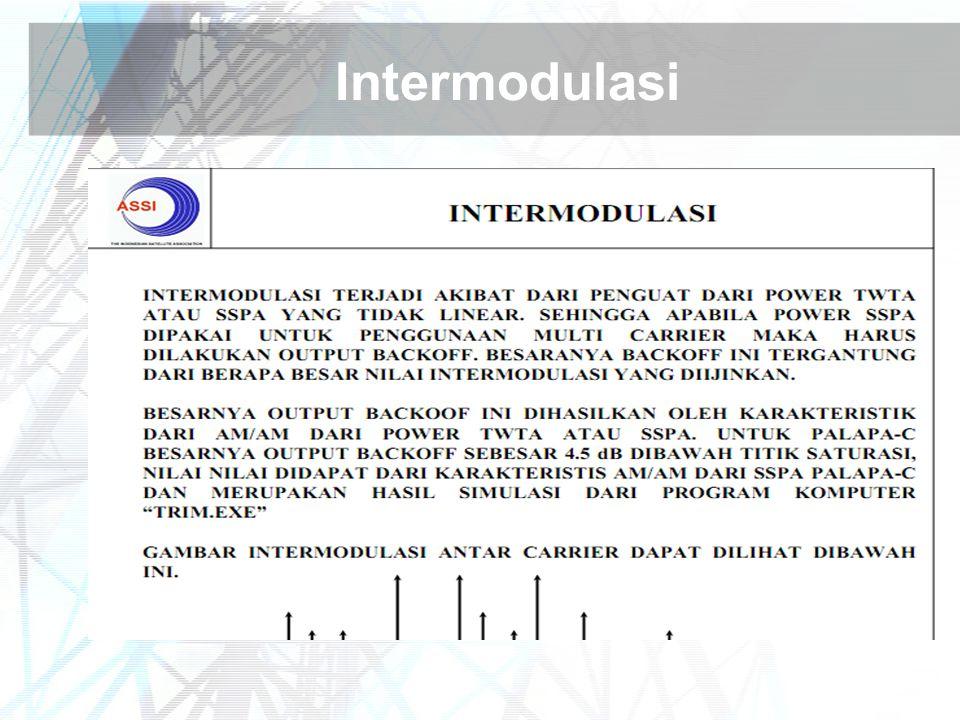 Intermodulasi