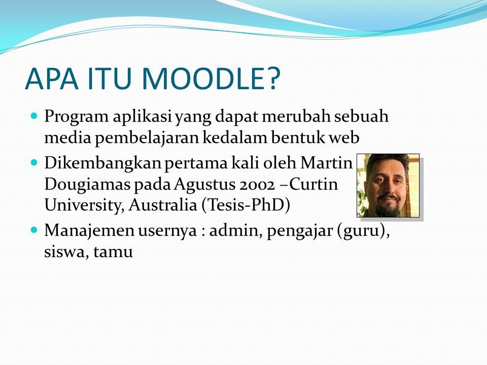 F. Ujian a. Multiple Choice (pilihan ganda)
