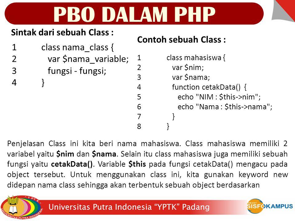 Class ini.