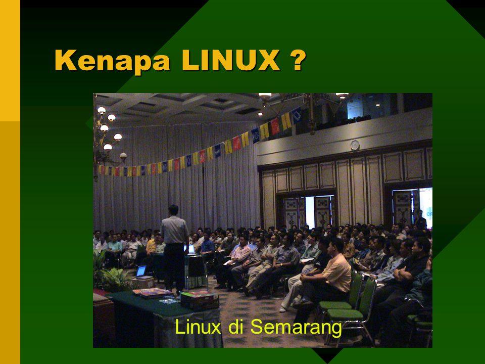 Linux di Semarang