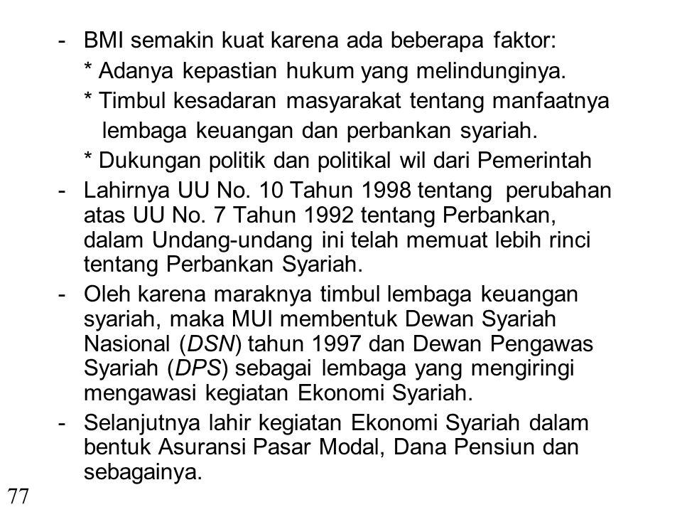 - Atas prakarsa H.M.Soeharto dan H. Sudaharmono, SH.