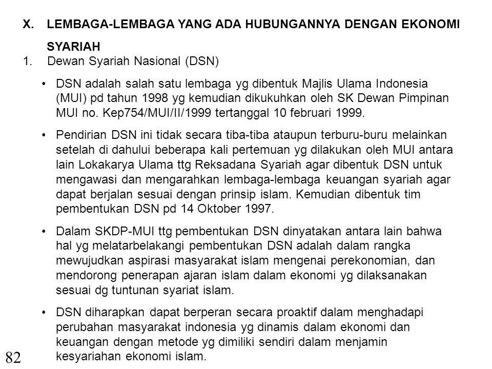 81 5.UU No. 3 Tahun 2006 tentang Peradilan Agama dalam Pasal 49 di tegaskan Pengadilan Agama berwenang mengadili sengketa Ekonomi Syari'ah. 6.UU No. 2