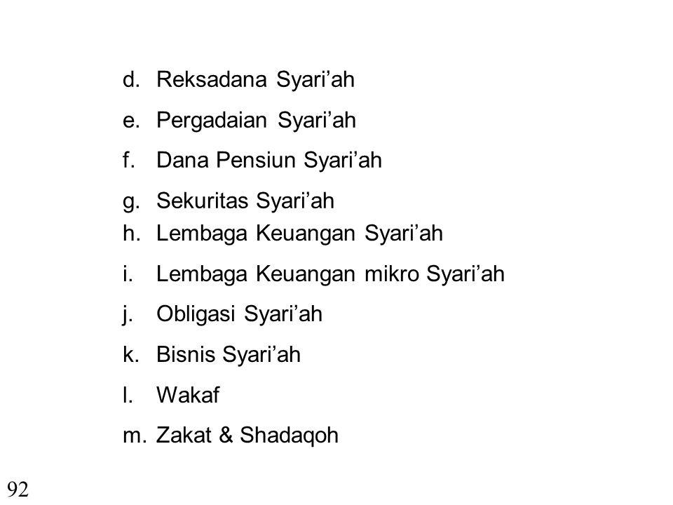 XI.PENYELESAIAN SENGKETA EKONOMI SYARIAH DI INDONESIA 1.Dasar Hukum -UU No.