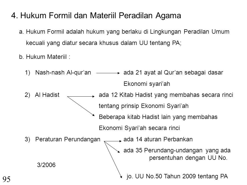 2) BANI -Mengacu kepada Pasal 377 HIR -Juga didasarkan pada UU No.