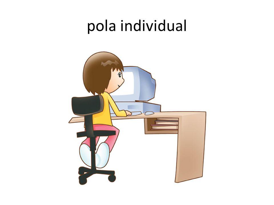 pola individual