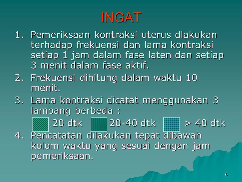 6 INGAT 1.