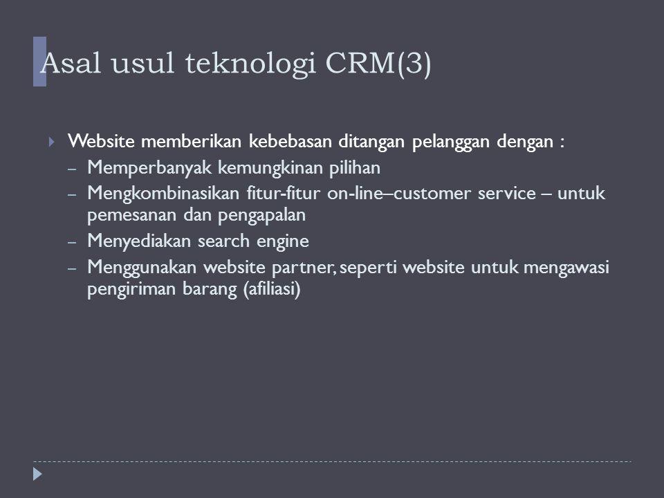Multijalur CRM